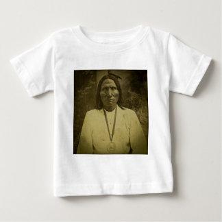Tarjeta india de Stereoview del vintage del Camisetas