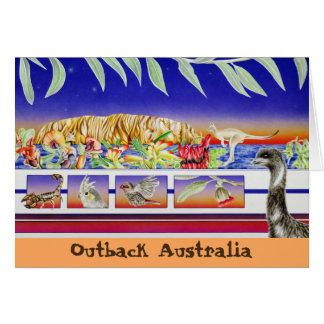 Tarjeta Interior Australia