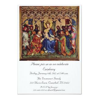 Tarjeta Invitación: Peregrinaje interior