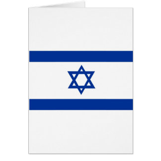 Tarjeta Israel