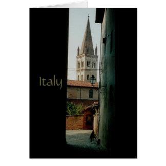Tarjeta Italia