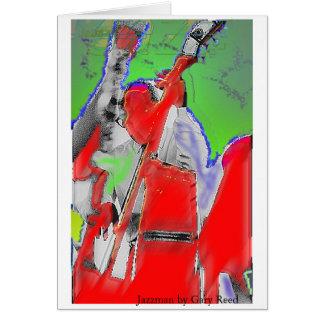 Tarjeta Jazzman