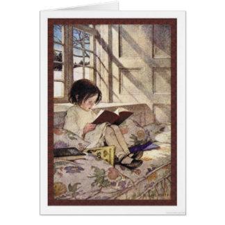 Tarjeta Jessie Willcox Smith, ilustrador