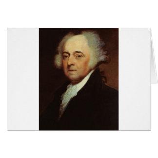 Tarjeta John Adams