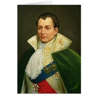 Tarjeta José Bonaparte