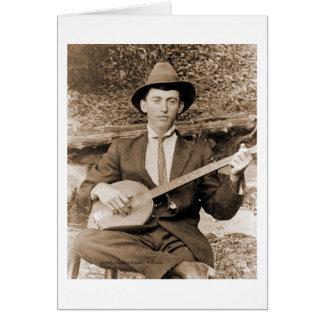 Tarjeta Jugador del banjo