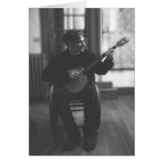 Tarjeta Jugador urbano del banjo