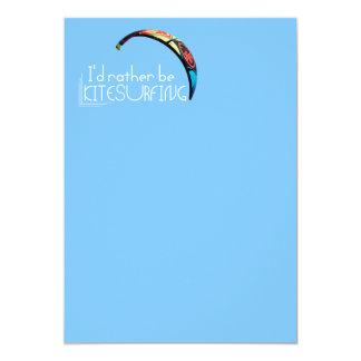 Tarjeta Kitesurfing