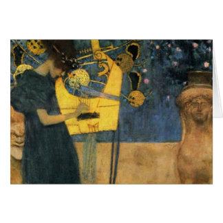 Tarjeta Klimt
