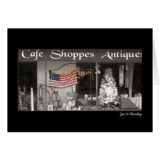 Tarjeta La Alameda-McMinnville Tennessee de la colección