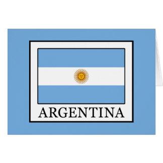 Tarjeta La Argentina
