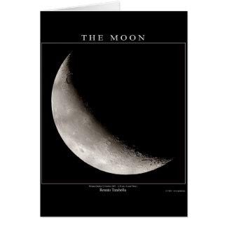 Tarjeta La luna