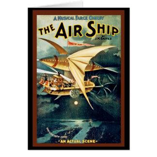 Tarjeta La nave del aire