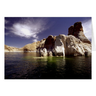 Tarjeta Lago Powell
