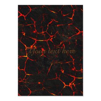 Tarjeta Lava caliente de Falln