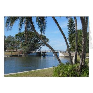 Tarjeta Lavabo del yate, Bradenton, la Florida