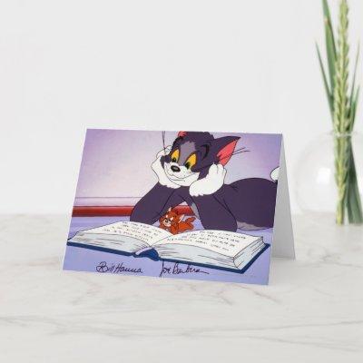 Funda Para Iphone De Otterbox Libro De Lectura De Tom Y Jerry Dedicado