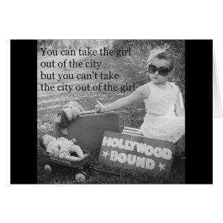 Tarjeta Límite de Hollywood