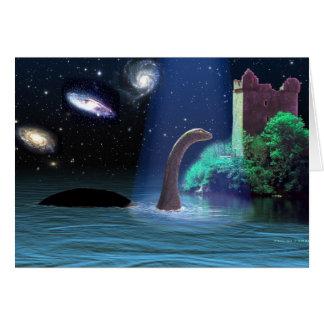 Tarjeta Loch Ness 2