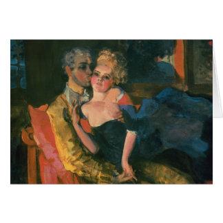 Tarjeta Love, 1910