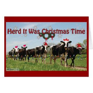 Tarjeta Manada era Christmas2 corrige