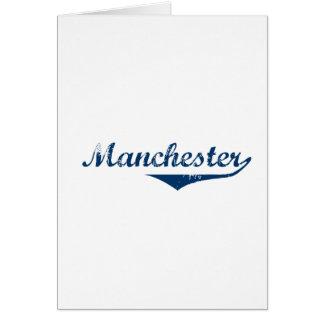 Tarjeta Manchester