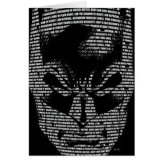 Tarjeta Mantra principal de Batman