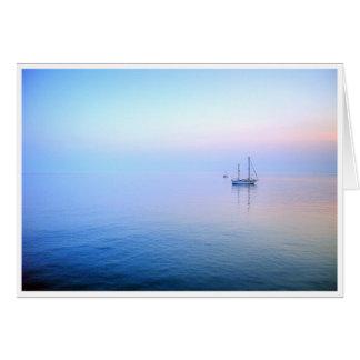 Tarjeta Mar de la lila
