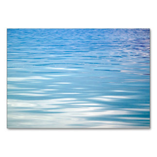 Tarjeta Mar del fondo de la tranquilidad