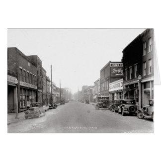 Tarjeta McMinnville Tennessee circa 1930