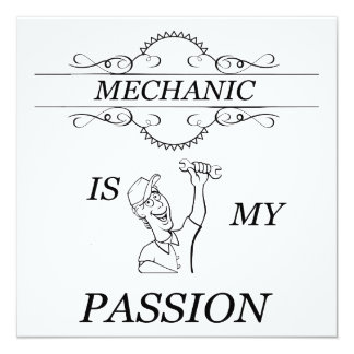 Tarjeta Mecánico