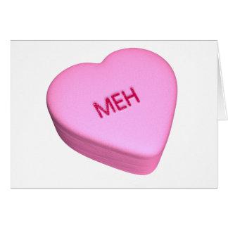 Tarjeta MehHeart