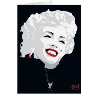 Tarjeta Miki Marilyn