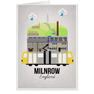 Tarjeta Milnrow
