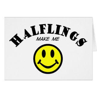 Tarjeta MMS: Halflings