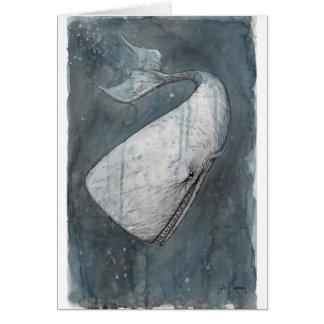 Tarjeta Moby Dick