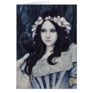 Tarjeta Morgana Le Fey Card