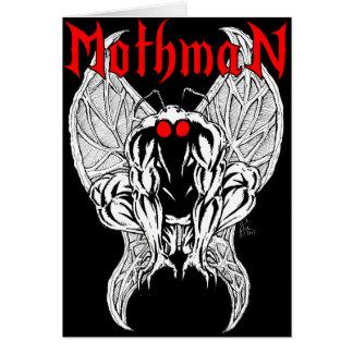 Tarjeta Mothman
