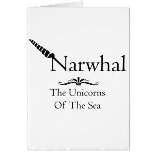 Tarjeta Narwhal