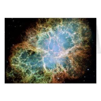 Tarjeta NASA - Un mosaico gigante de Hubble de la nebulosa