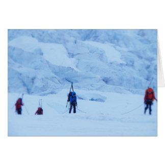 Tarjeta Navegación del Norris Icefall