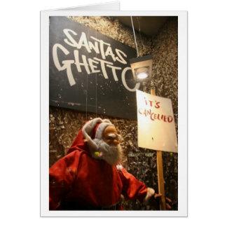 Tarjeta Navidad (cancelada)