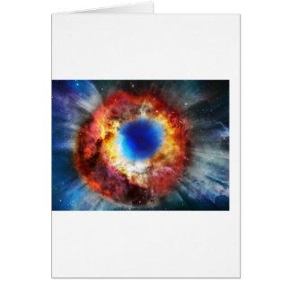 Tarjeta Nebulosa de la hélice