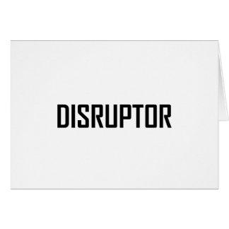Tarjeta Negocio de la tecnología del interruptor