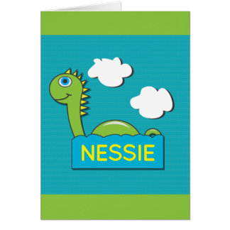 Tarjeta Nessie