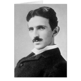 Tarjeta Nikola Tesla