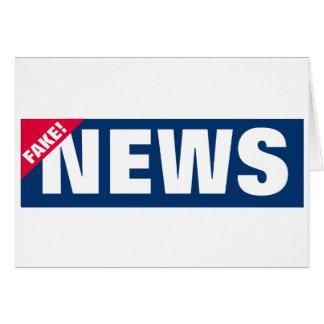 Tarjeta Noticias falsas #2