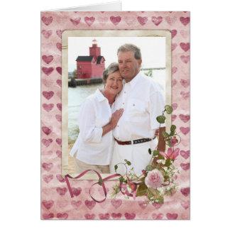 Tarjeta Nuestro Love Story
