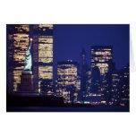 Tarjeta/Nueva York, Nueva York