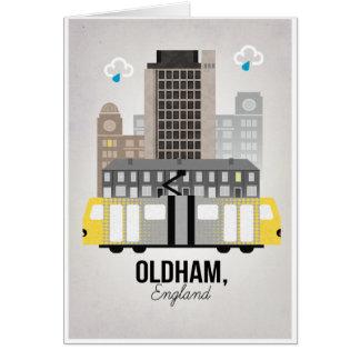 Tarjeta Oldham